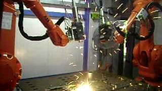 UniRobotic лазерная сварка.AVI(, 2011-08-31T16:39:37.000Z)