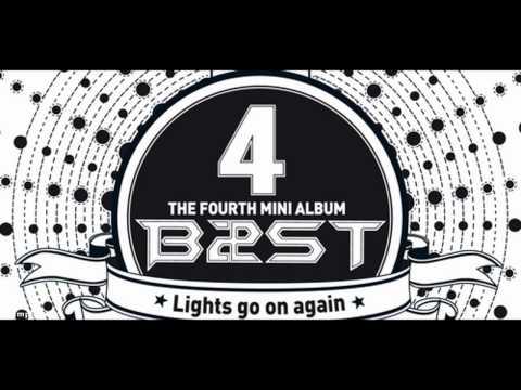 BEAST \ B2ST - 비스트 -  LIGHTS GO ON AGAIN - TRACK #3 - I LIKE YOU THE BEST - AUDIO [HD]