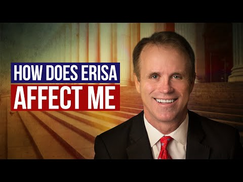 How does ERISA affect me and my long term disability benefits?