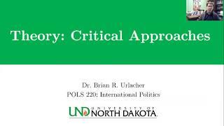 Social Theories in International Relations