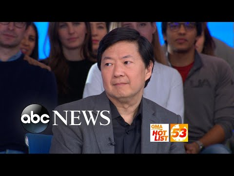 'GMA' Hot List: Ken Jeong dishes on his new Netflix special