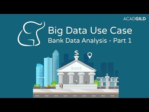 Big Data Use Cases | Banking Data Analysis Using Hadoop | Big Data Case Study Part 1