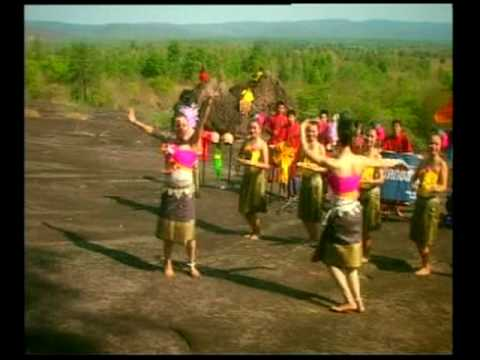Thailand Music (Folk instruments and dances)1