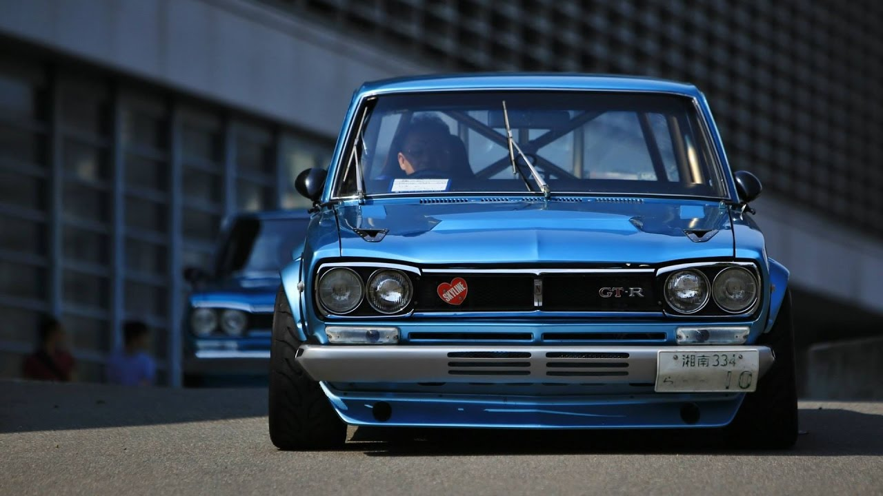 ULTIMATE Hakosuka Nissan Skyline C10 PGC10 Pictures ...