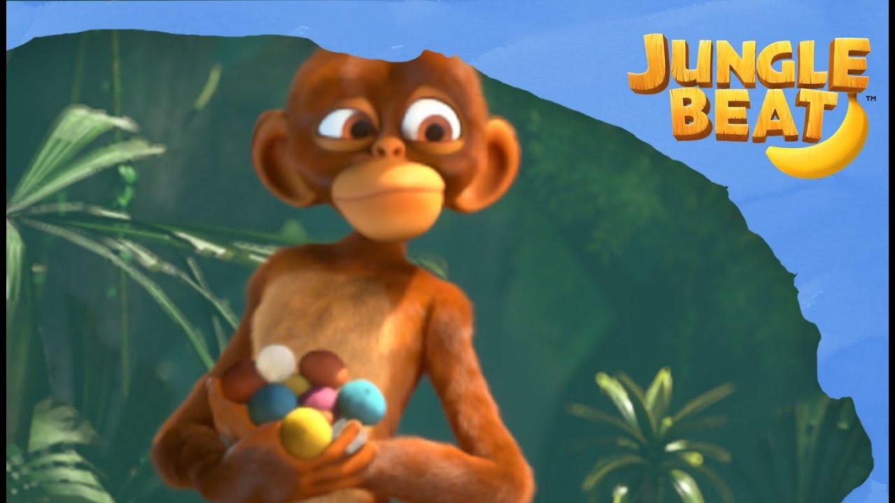 Full Compilation #1 | Jungle Beat: Munki and Trunk | Kids Animation 2021