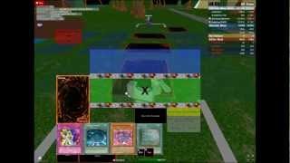 Roblox: Mondo di Yu-Gi-Oh GX evocare il Drago Arcobaleno parte 1/3