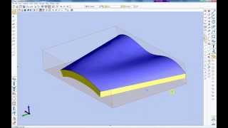 HOMAG Group woodWOP7 – CAD-Plugin Freiformfläche