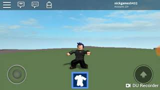 Orange justice in Roblox/Ali a intro song