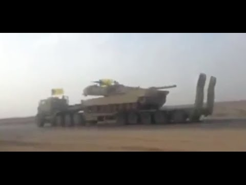 How Iraqi Hezbollah Acquired an American M1A1 tanks?