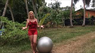 Интимные мышцы и фитбол Елена Музыченко