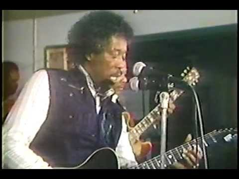 Buddy Guy - interview - live