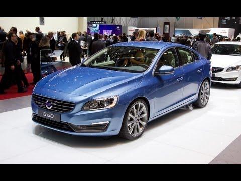 Auto Report - The New Volvo S60 2014
