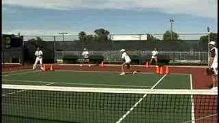 Tennis - Essential Practice Drills - Part 1