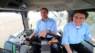 Tractor Brothers und die neuen 7R & 8R Traktoren
