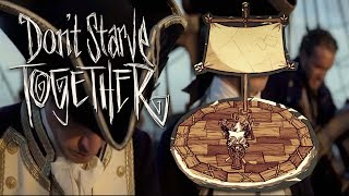 That's got to be the best pirate I've ever seen... (Don't Starve Together)