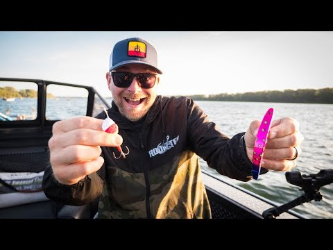 Learn EVERYTHING About 3.5 Spinners & Brad's Superbaits! | SALMON FISHING Tips & Tricks