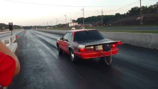 Tri-State Shootout @ Cecil County Dragway part 1 8/12/2016