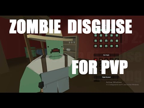 unturned-pvp---zombie-disguise-for-pvp