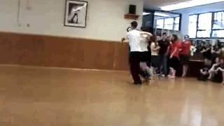 DANC 2270- Samba- Jesse & Teresa