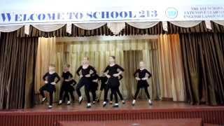 """Театр Танца """"Ритмы Петербурга""""- открытый урок"""