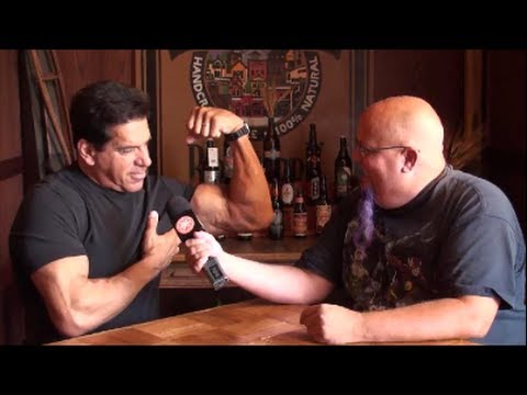 The Legendary Lou Ferrigno (The Incredible Hulk) Interview