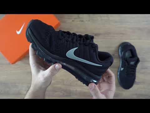 detailed look wholesale high fashion Wmns Nike Air Max 2017 Kadın Spor Ayakkabı Unboxing - YouTube