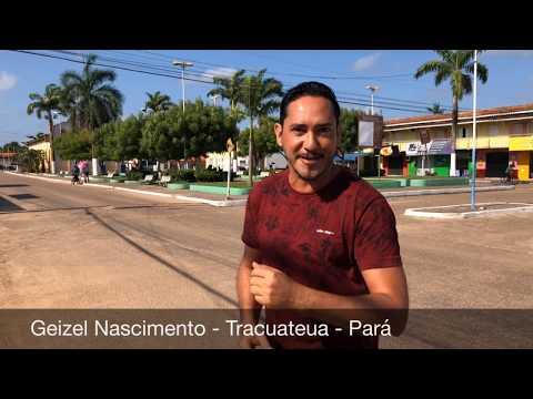 Conheça a lagoa azul de Tracuateua