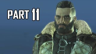 Fallout 4 Walkthrough Part 11 - Elder Maxson (PC Ultra Let