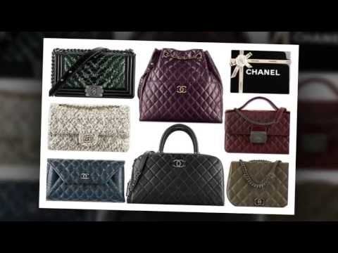 CHANEL Handbag Collection 2017 - Luxury Myanmar