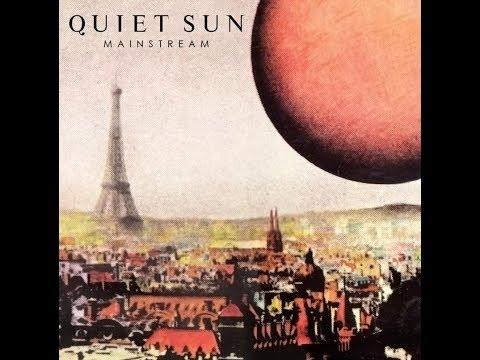 Quiet Sun - Mainstream 1975 FULL VINYL ALBUM (progressive rock)
