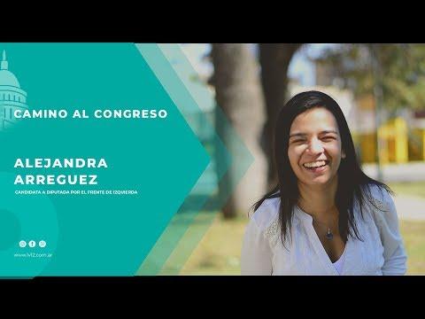 Camino al Congreso