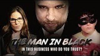 THE MAN IN BLACK / an Underground Trilogy - part III