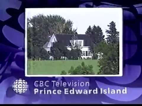 CBC Prince Edward Island 1988 Station ID
