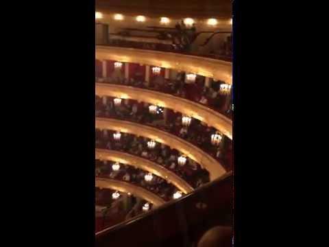 Bolshoi Theatre @ Moscow 2015