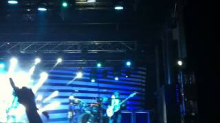 Deftones live El Paso 2014 - Swerve City