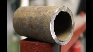 Вот, что можно сделать из остатка стальной трубы! Экономия 100%!
