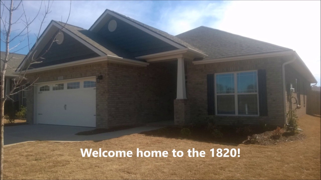 Adams Homes 1820 Youtube