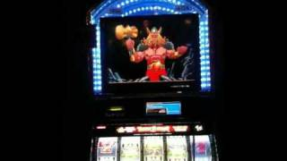 Thunder Warrior Slot Machine