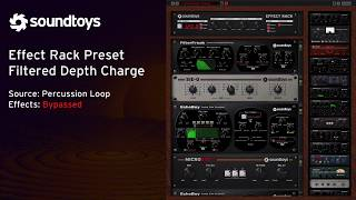 Free Effect Rack Preset:  Filtered Depth Charge