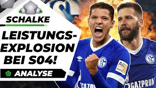 Schalke 04: So gelingt die Aufholjagd! |Analyse