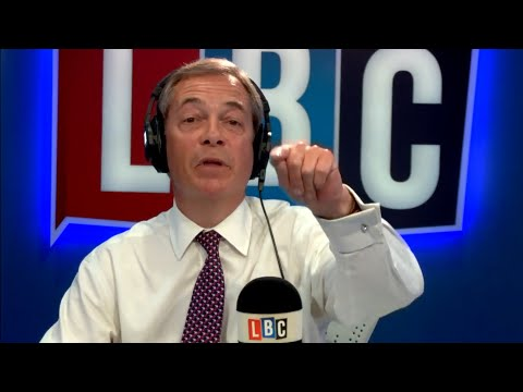 The Nigel Farage Show: Trump cancelling US-North Korea summit a disaster or a setback? 24th May 2018