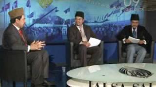 Jalsa Salana UK 2009 : Intikhab-e-Sukhan - Part 3 (Urdu)