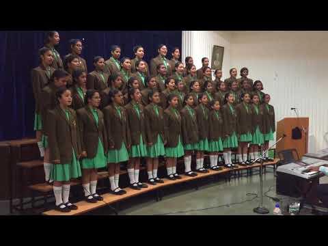 I will follow him - St. Helena's School Choir, Pune