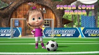 Masha e Orso - ⚽ Segna come Masha 🥇 Edizione Speciale Calcio