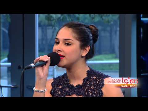 Beyonce - I Was Here (Cover By: Monica Saldivar on Good Morning Texas as a JFK Tribute)