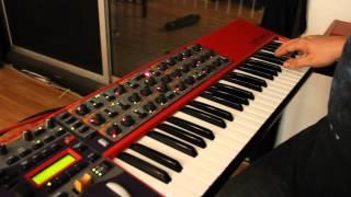 Keyboard solo cover: Spock's Beard - All Is Vanity