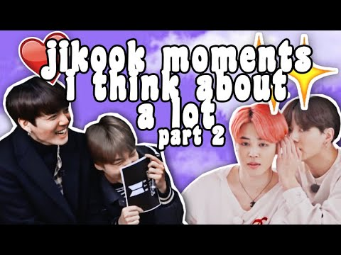 jikook moments i think about a lot ↠ part 2