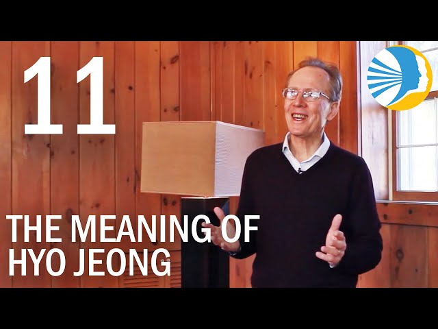 The Meaning of Hyo Jeong - Part 11 - Where a Nation Can Be Born