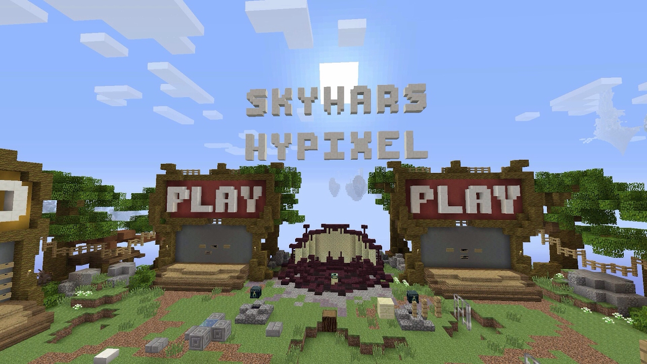 Minecraft xbox 12 how to join Hypixel Server
