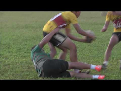 High School Rugby Guam : JV : Southern Dolphins vs Father Duenas Friars
